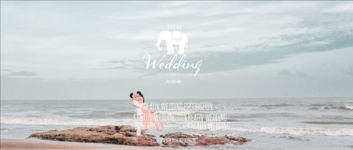 Pacharee & Peter Beachwedding Thailand