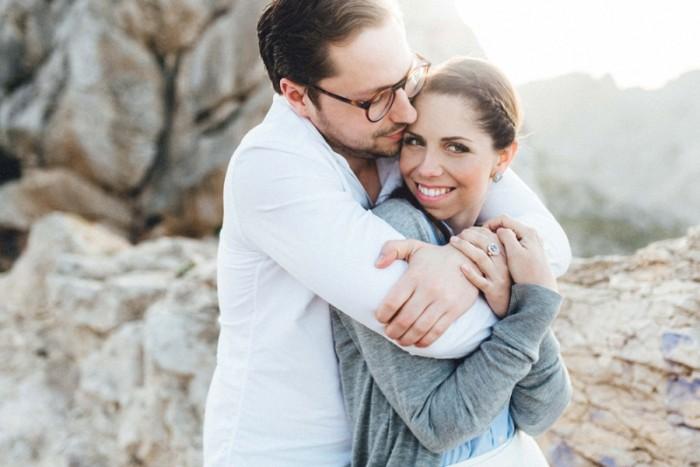 Kristina & Daniel & Lotta Engagementshooting Mallorca
